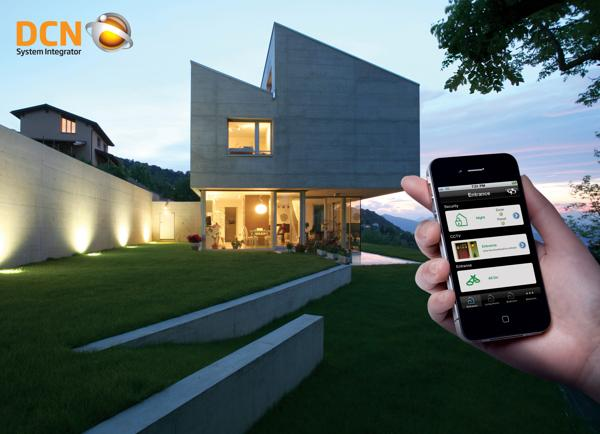 Giải pháp điện thông minh cho căn hộ